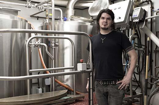 Halifax Brewery Brewmaster